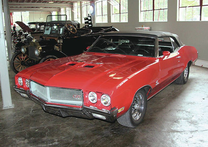 Cars sure to sell in auction at museum