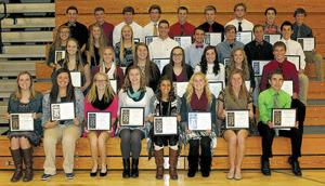DeKalb athletes honored - Eveningstar - KPCNews.com