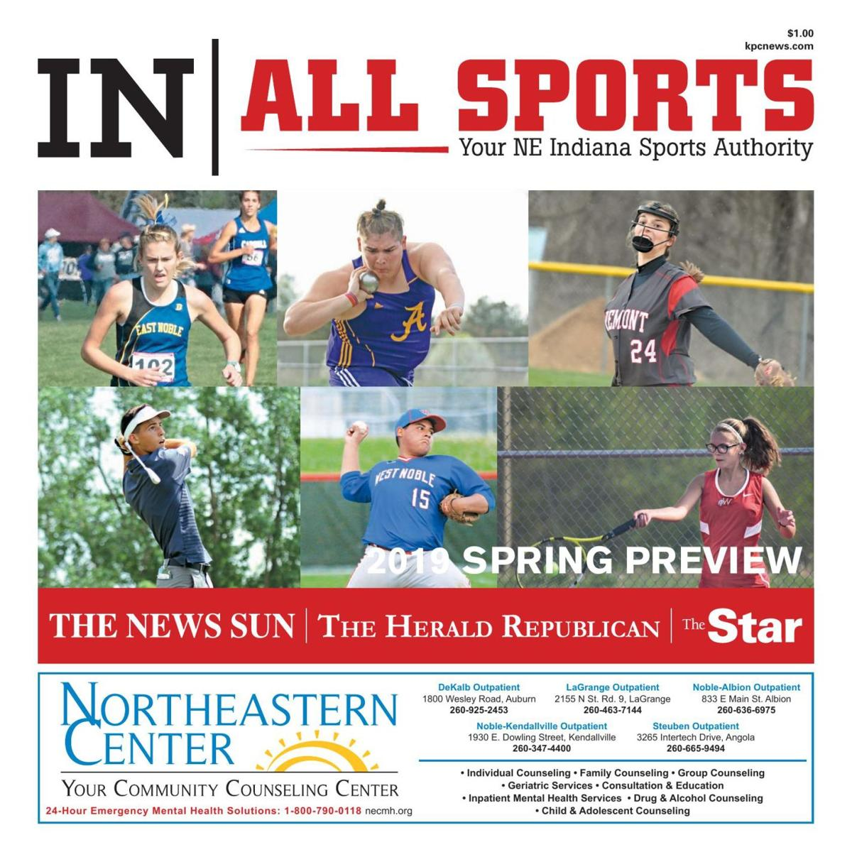 IN All Sports 2019 Spring Preview