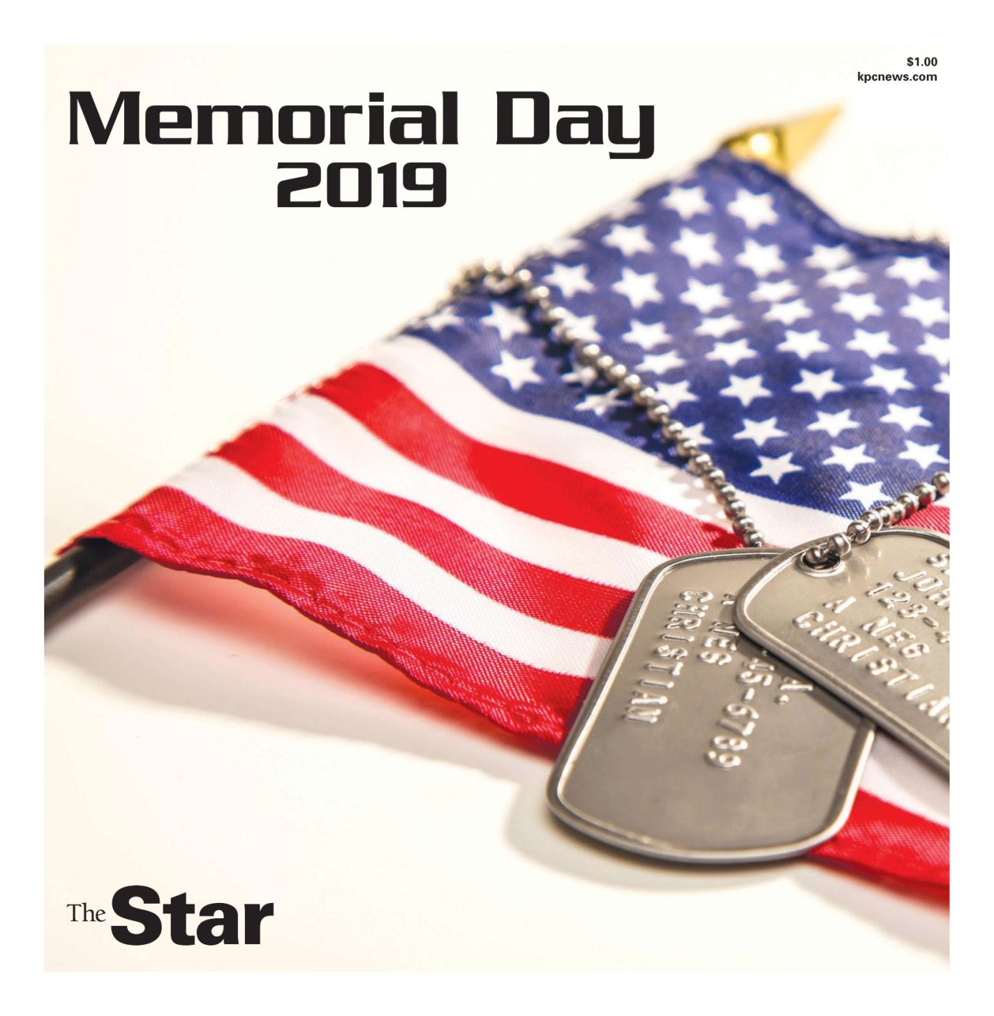 Memorial Day 2019 The Star