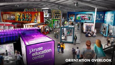 J. Kruse Education Center