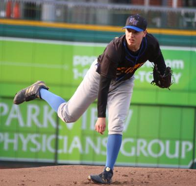 East Noble's Seth Johnson at Parkview Field