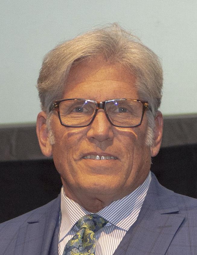 2021 Trine University Athletic Hall of Fame inductee John Peters