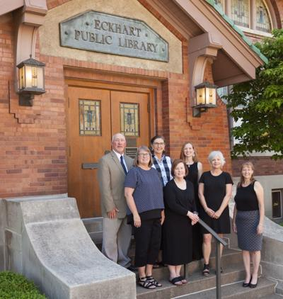 Eckhart Library Foundation board