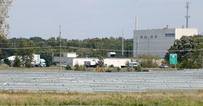 Auburn Renewables Solar Field