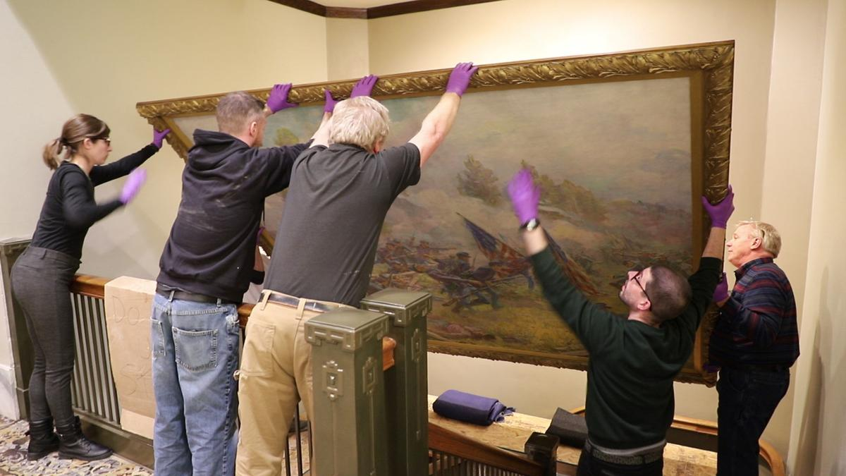 Historic Eckhart Public Library to reopen March 15
