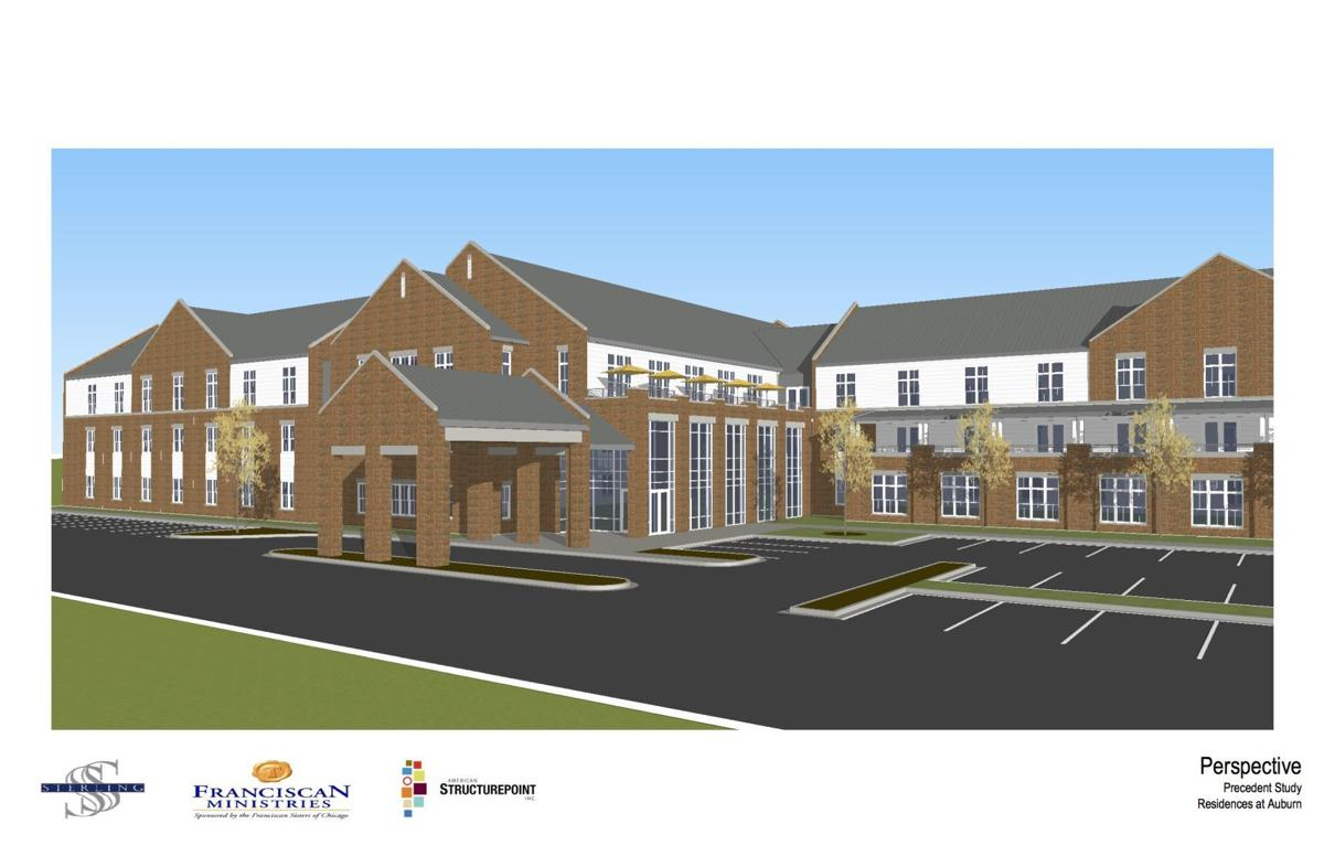Planners approve senior living project