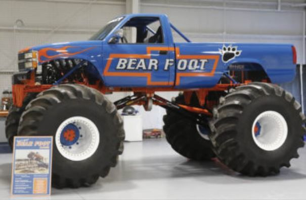 Monster truck museum moving to Butler