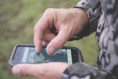 Using technology when hunting