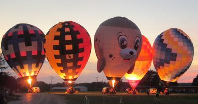 Angola Balloons Aloft No. 10 best ever