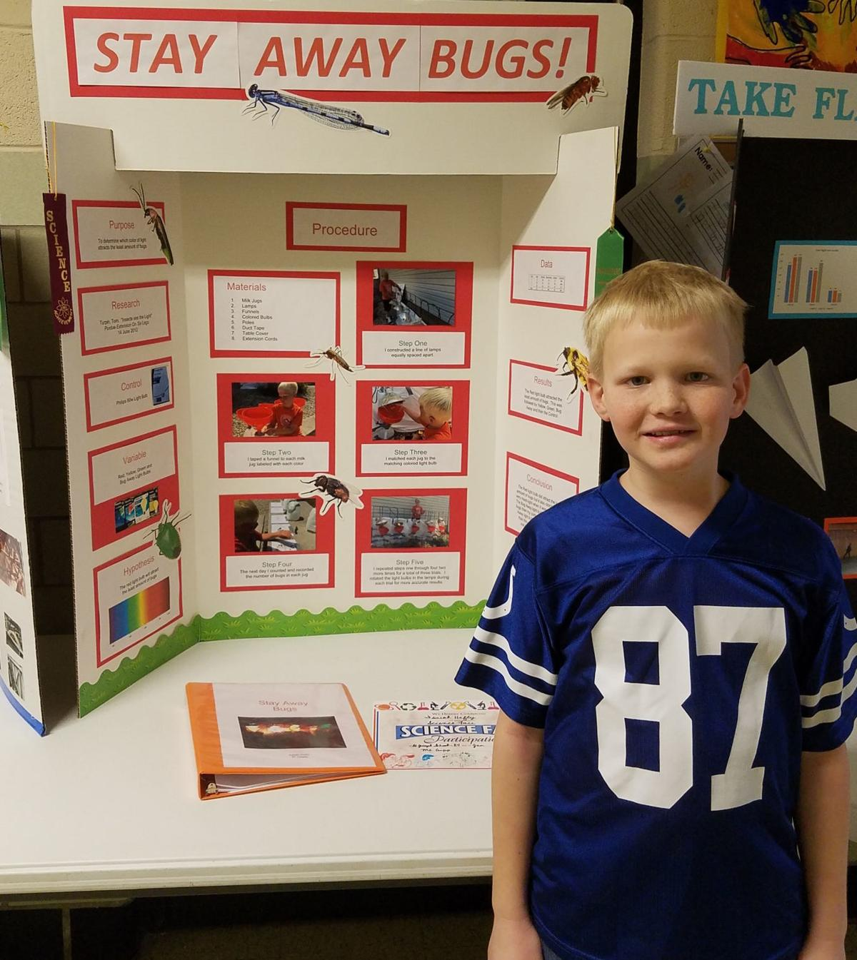 St. Joseph students earn science fair honors