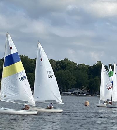 Inland cats sail in annual regatta