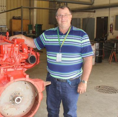 Longtime Eastside teacher Sam Reinoehl retires