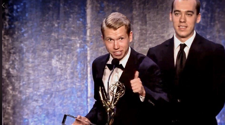 Jonathon Kane Emmy