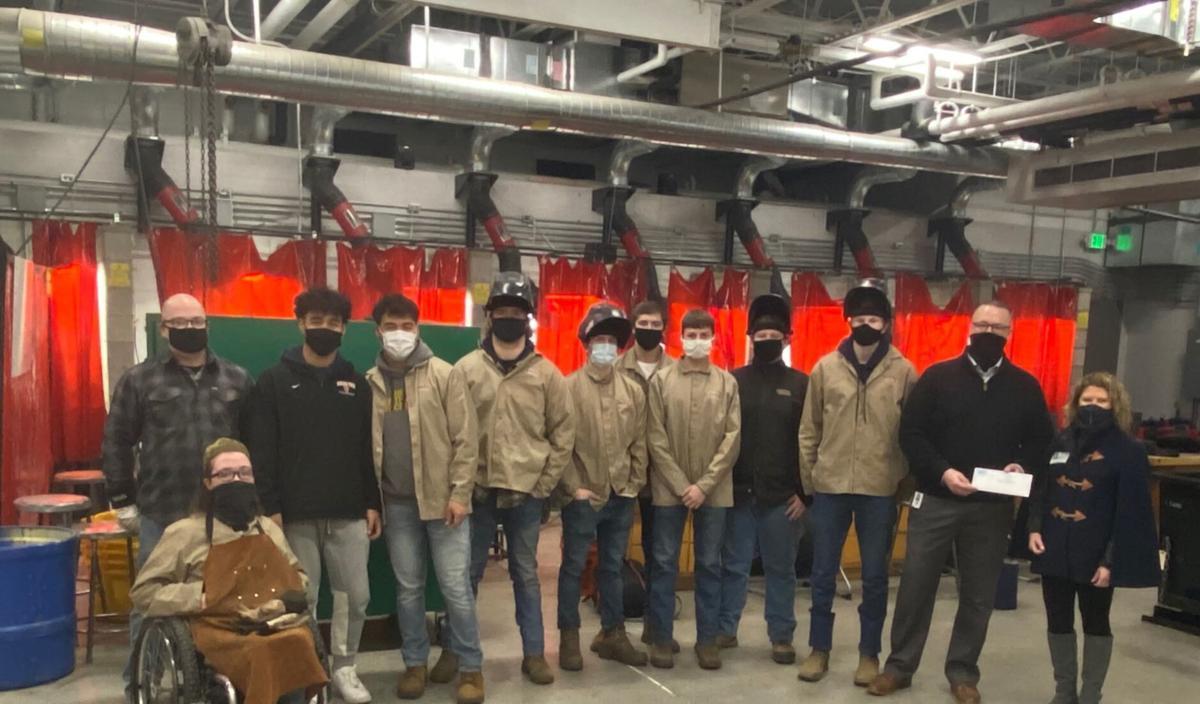 GHS welding class