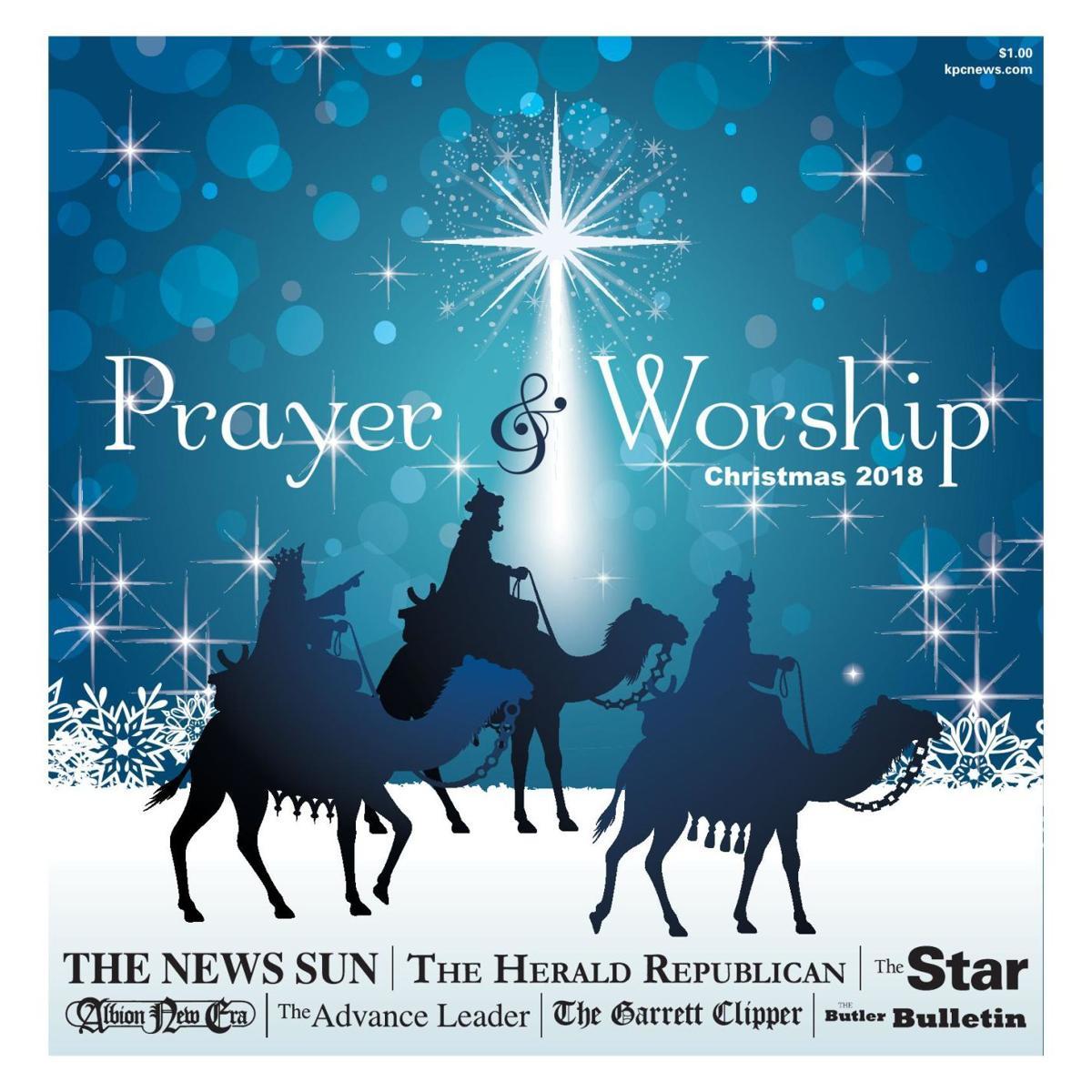 Prayer and Worship Christmas 2018