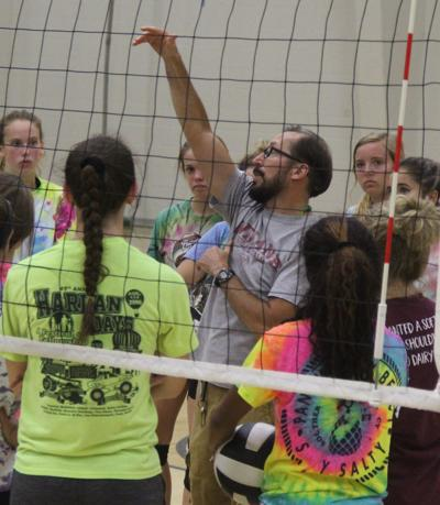 New coach leads Eastside volleyball program
