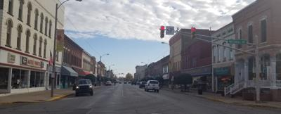 Downtown Kendallville