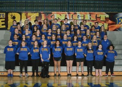 East Noble's 2019 Unified track