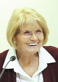 Mayor Patty Fisel mug