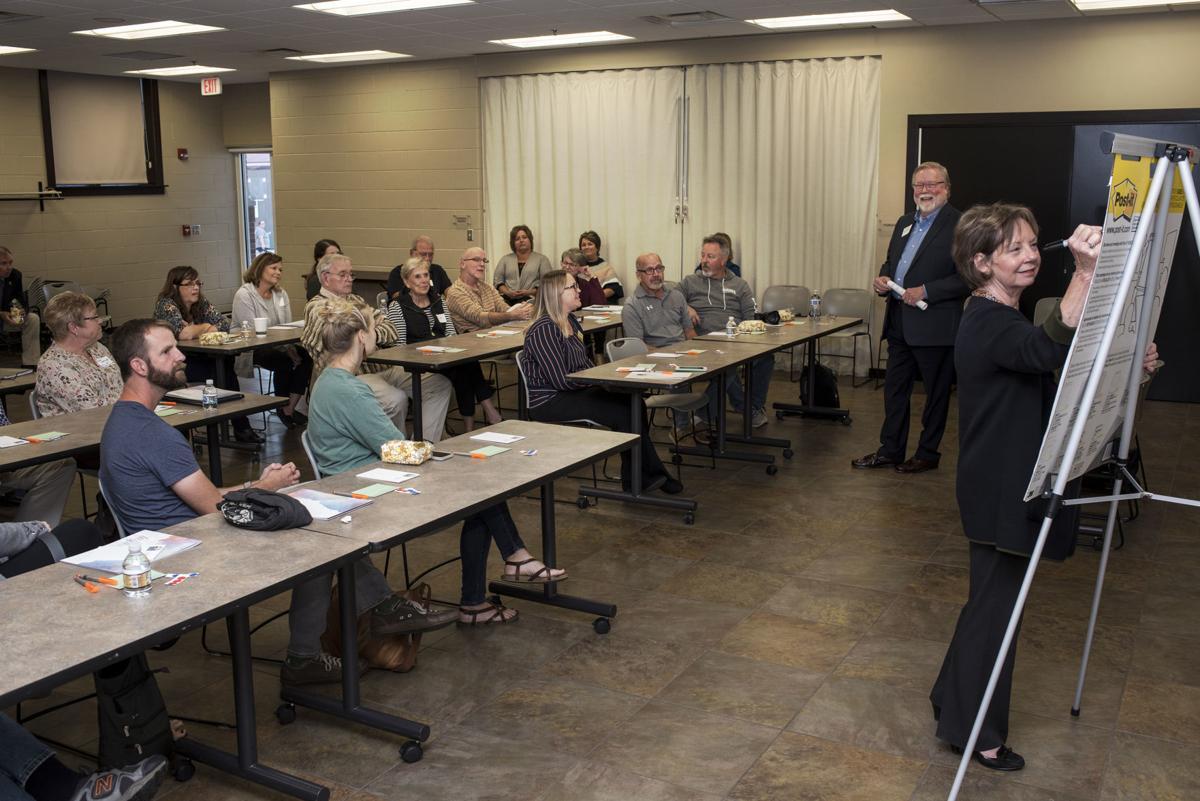 Community Foundation looks toward the future