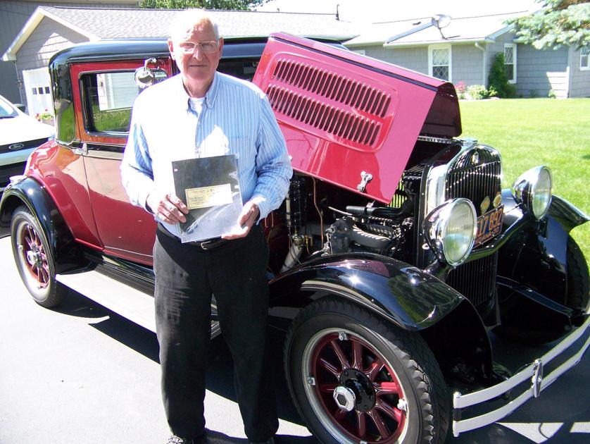 Krontz's first car still his pride and joy | News Sun