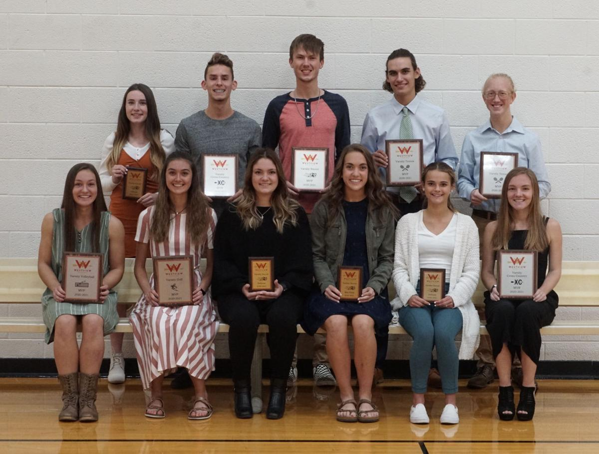 Westview honors fall sports athletes