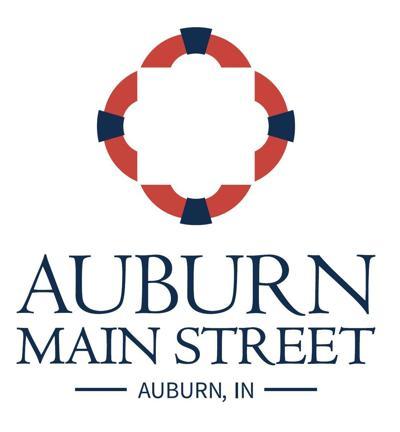 Auburn Main Street logo
