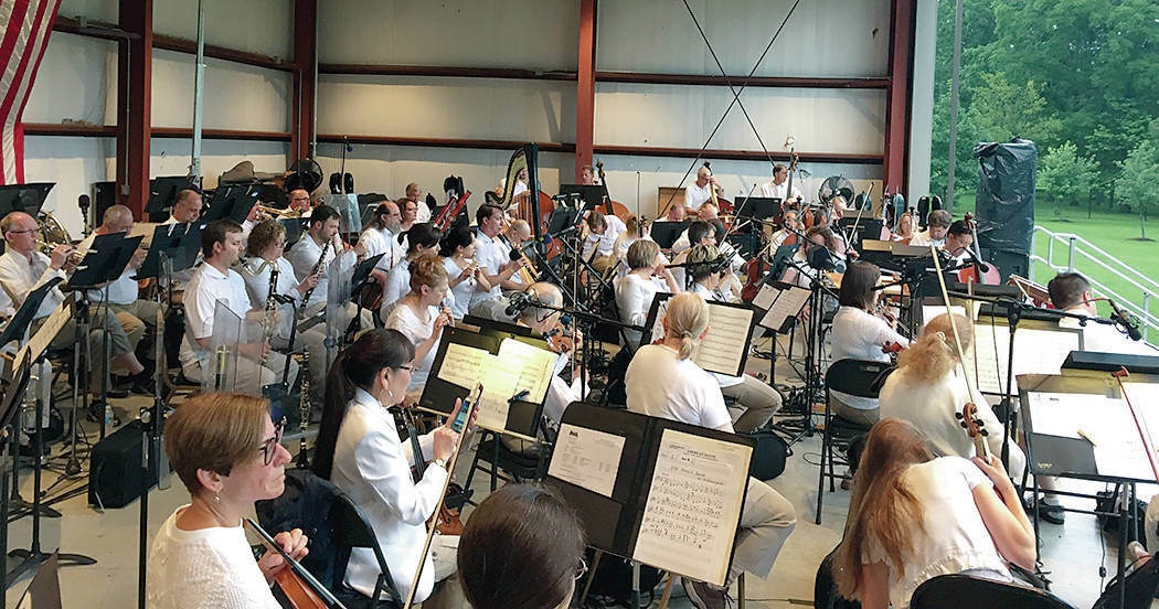 Fort Wayne Philharmonic Patriotic Pops Concert