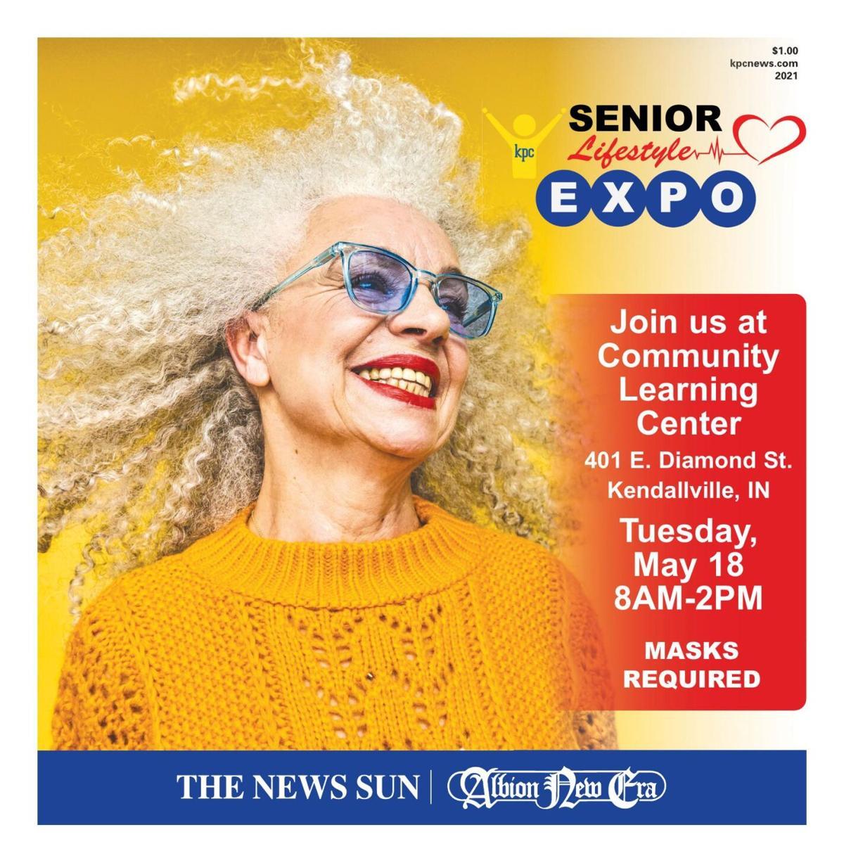 Noble County Senior Expo 2021