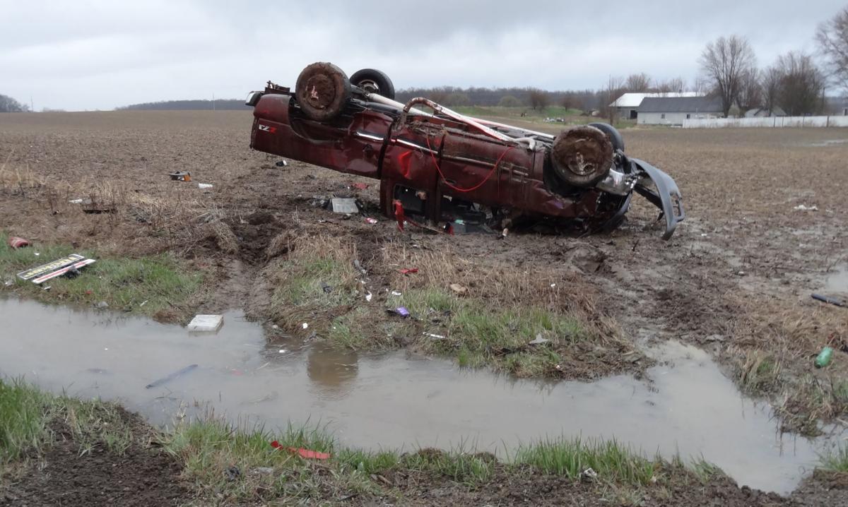 Three hurt in crash near Butler | Butler Bulletin | kpcnews com