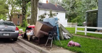 Kendallville cleanup