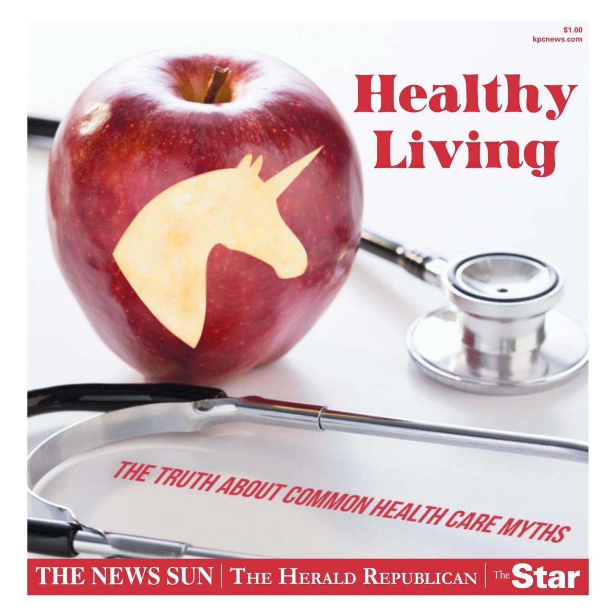 Healthy Living September 2018