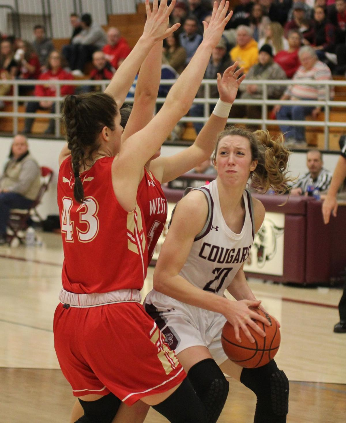 Image result for central noble cougars sydney freeman kpc news