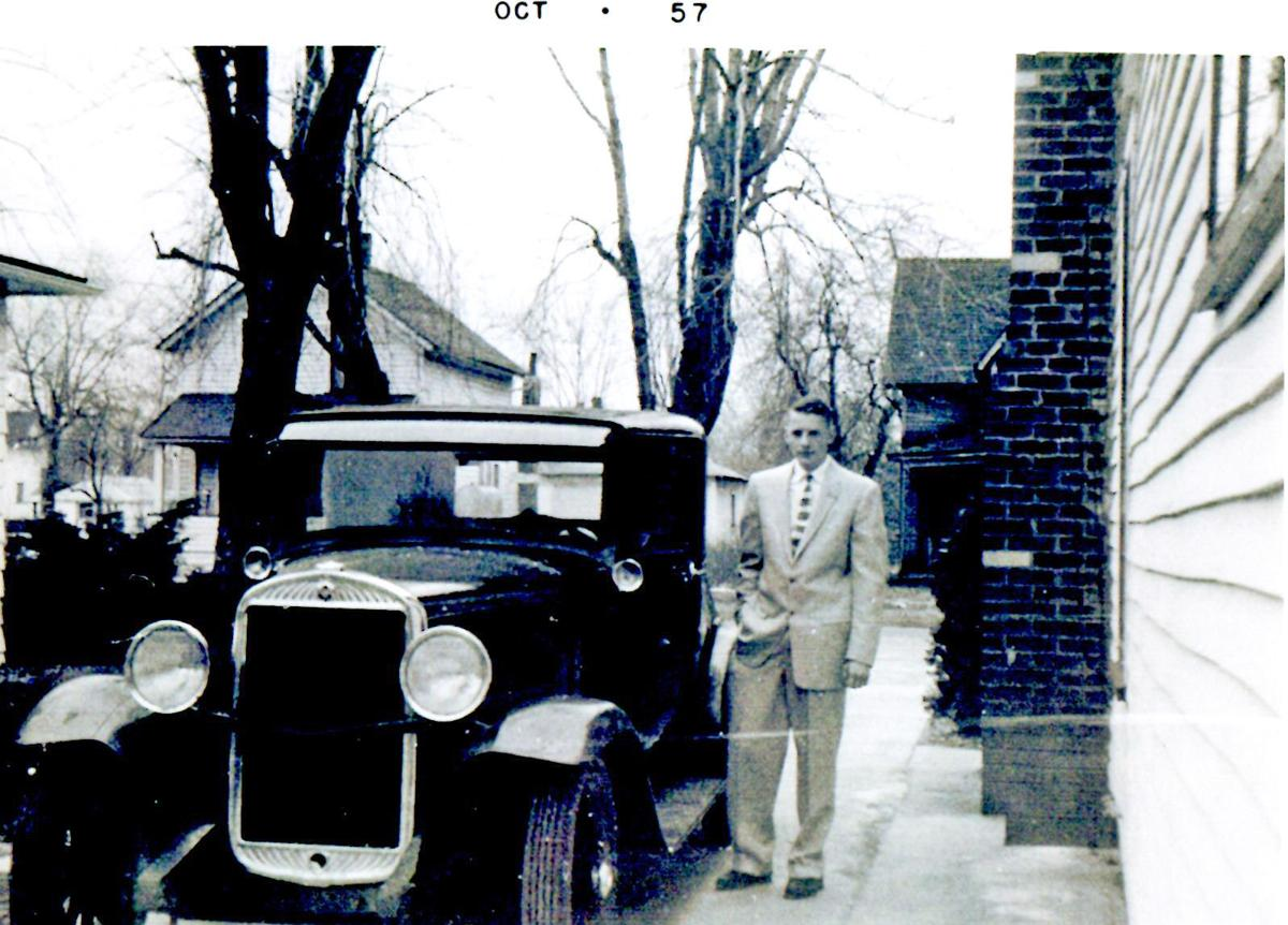Krontz\'s first car still his pride and joy | News Sun | kpcnews.com