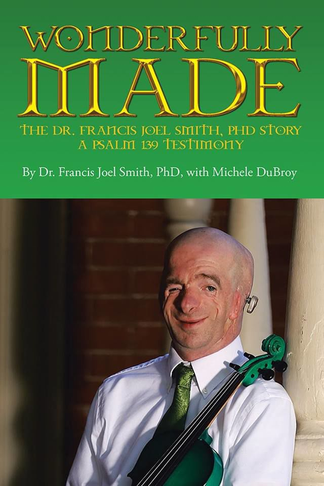 """Francis Smith """"Wonderfully Made"""" book cover"""
