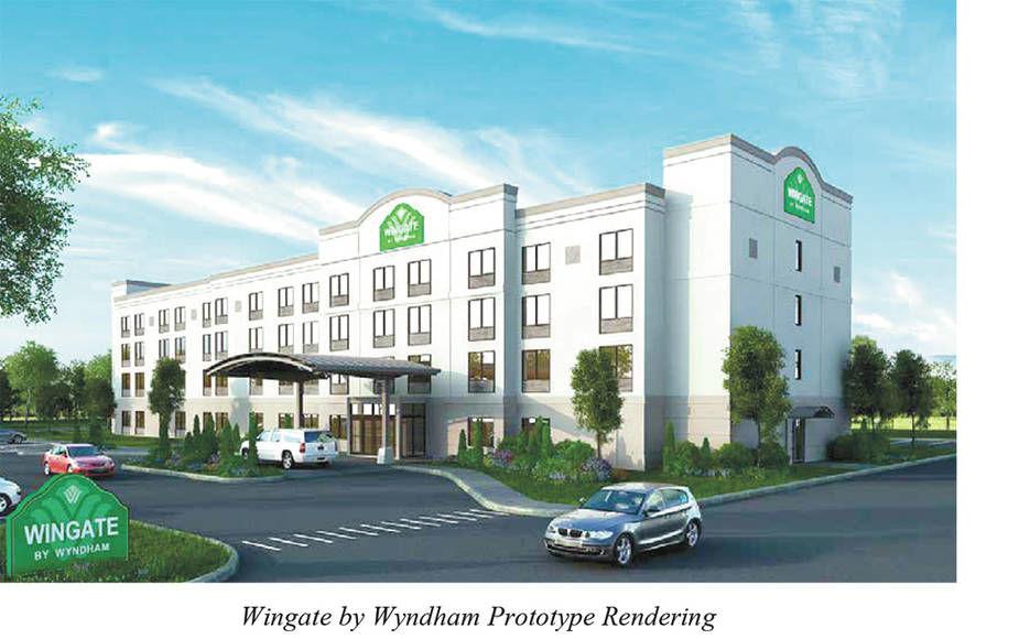 Wyndham Building Angola Hotel