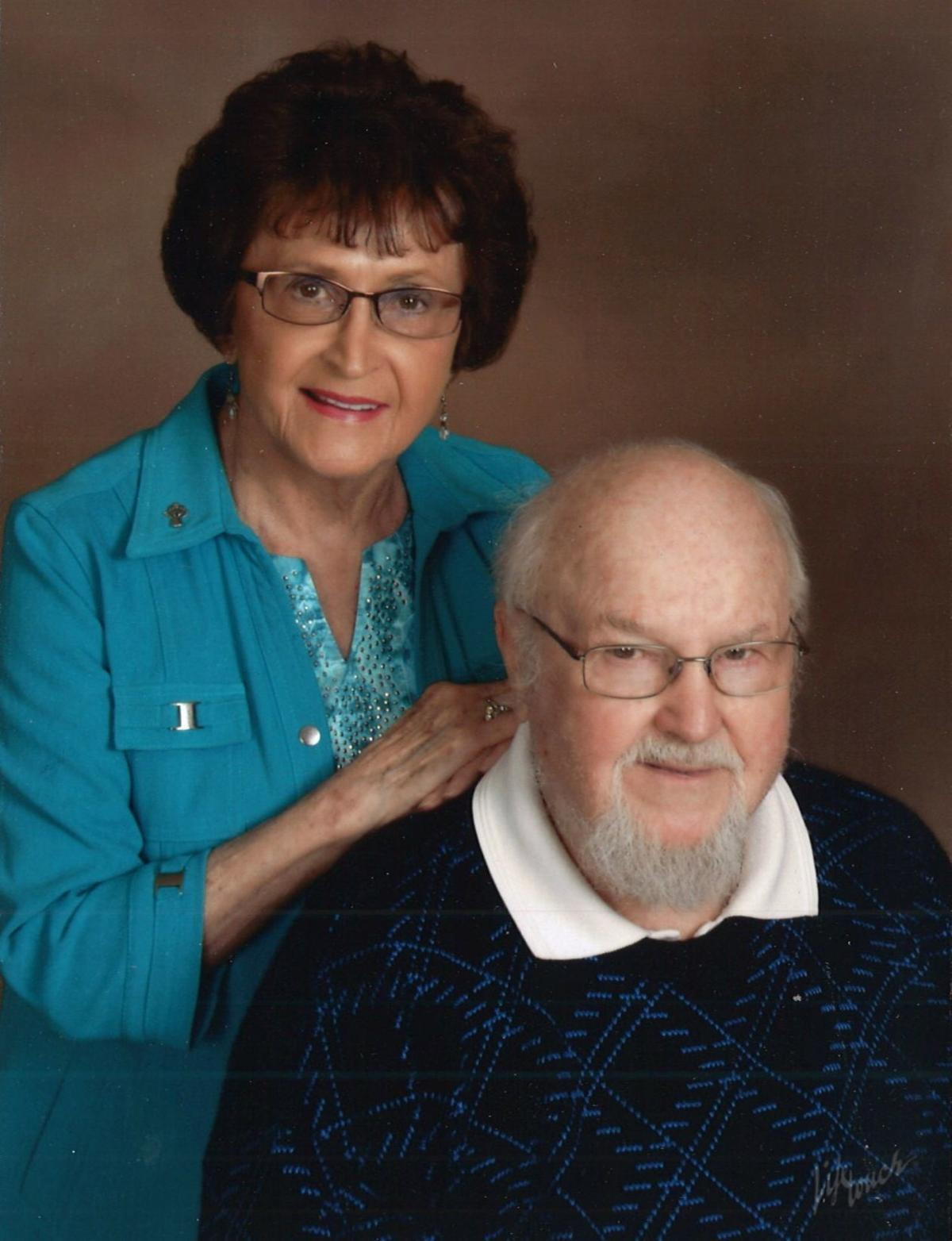 John and Joan Weimer