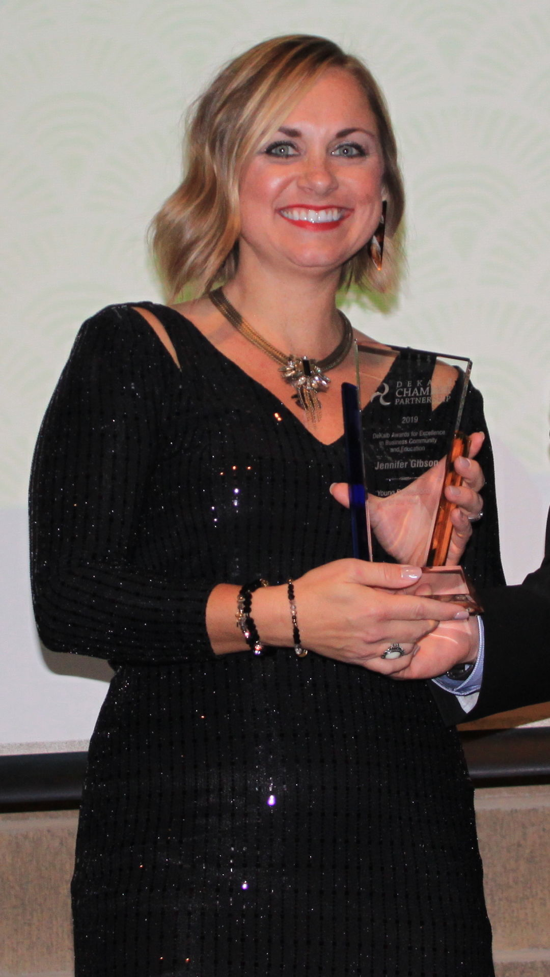 Jenn Gibson Young Professional of the Year