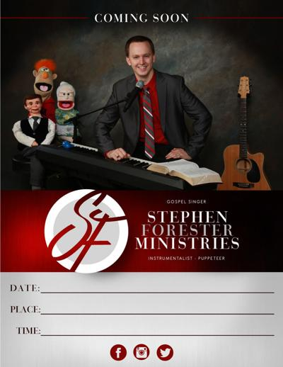 Gospel artist coming to Stroh