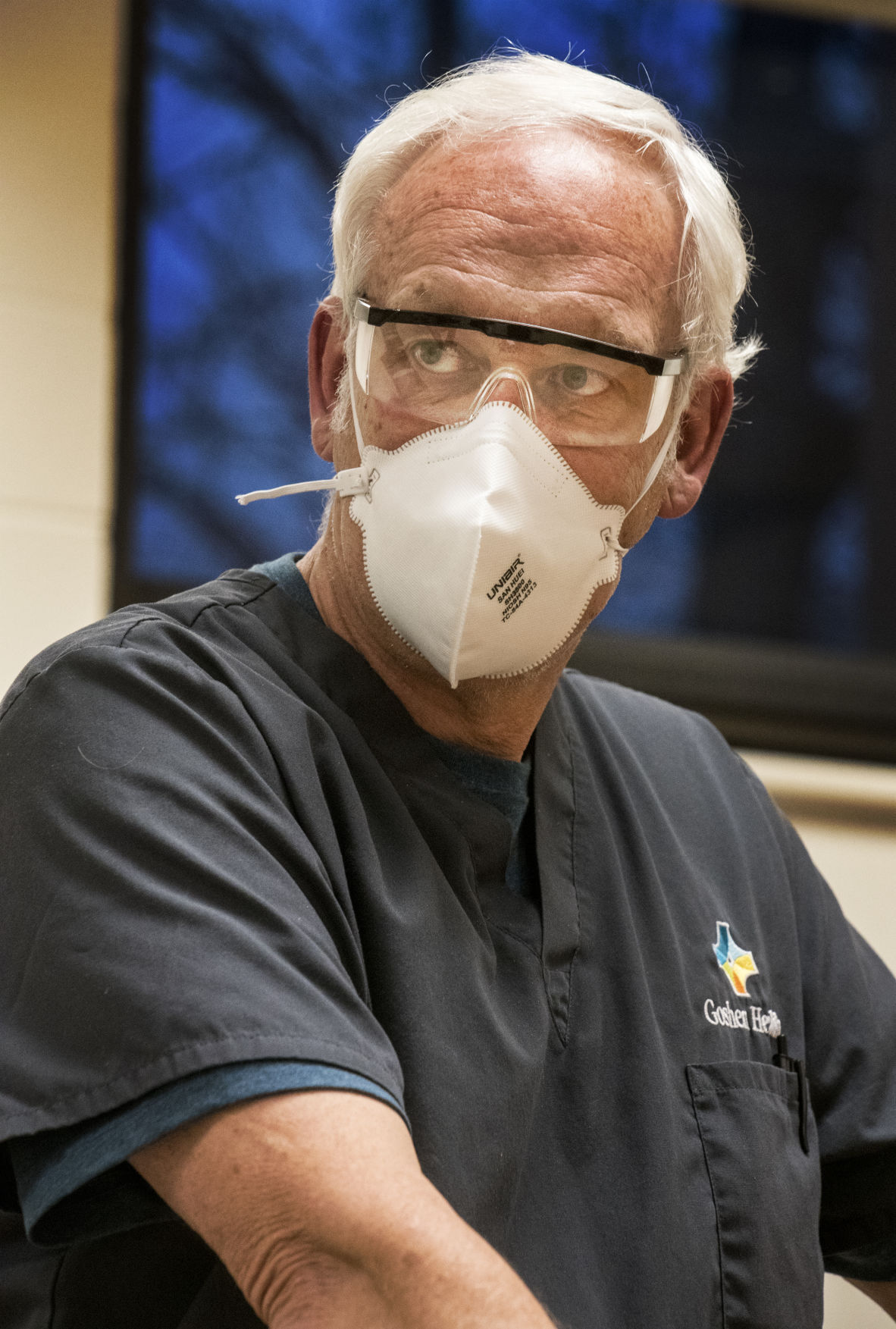 Health officers stresses importance of masks