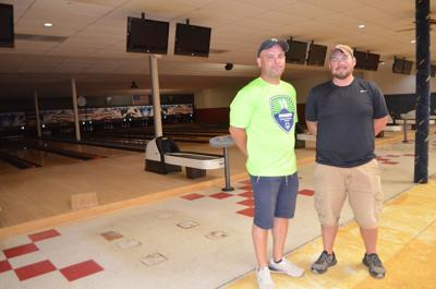 Bowling alley saviors