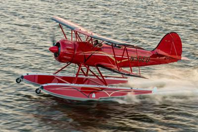 Waco biplane will be special guest at Seaplane Splash-in