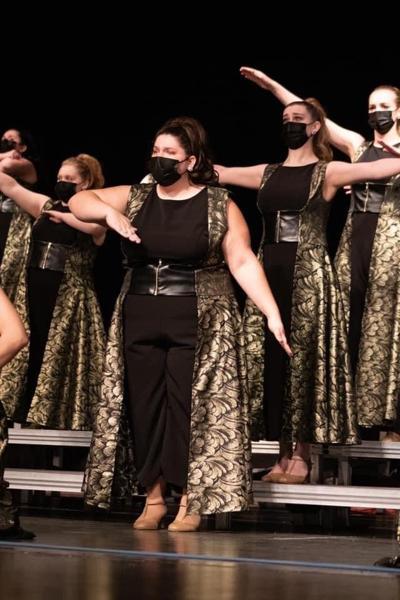 Mackenzie Ross show choir