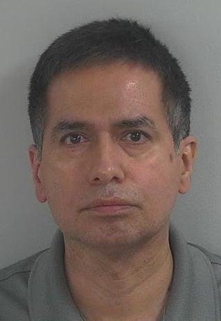 "James ""Jim"" Whitman of Butler, rape suspect"