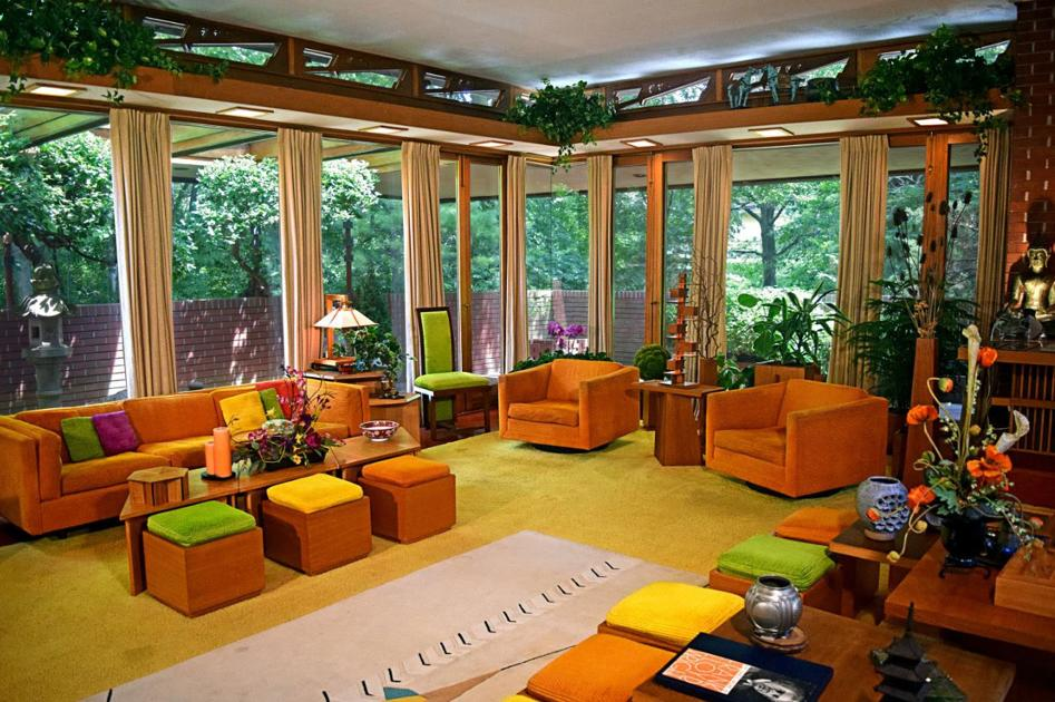 Frank Lloyd Wright home to be restored