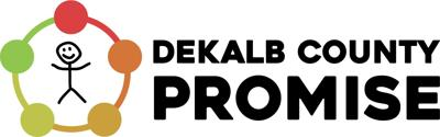 DeKalb Promise horizontal logo