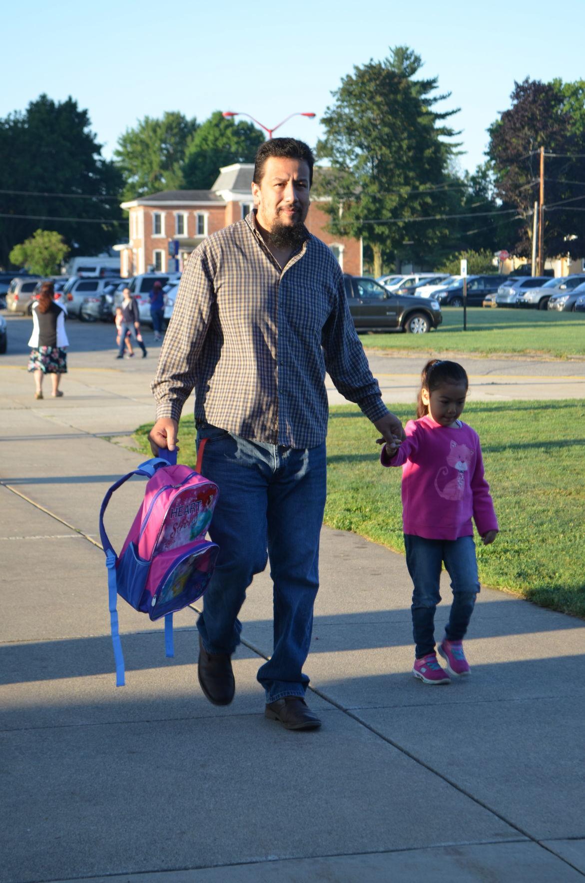 Backpack Dad