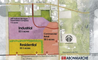 Annexed Ligonier property plans unveiled