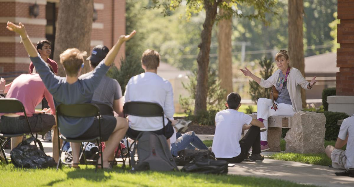 Trine continues to see enrollment growth